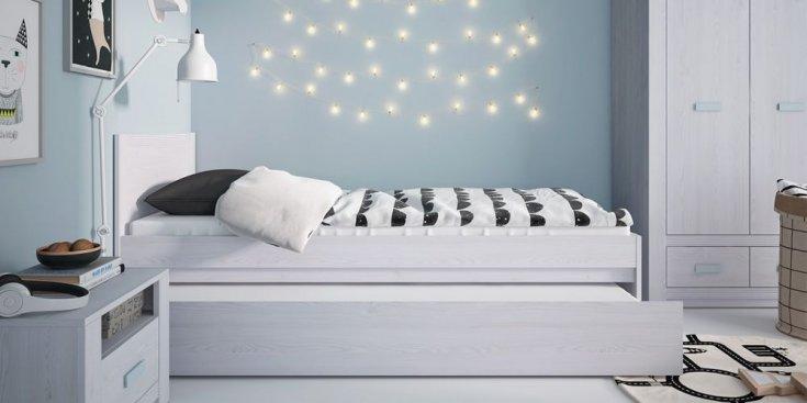 Ліжко колекція LILO 0,9 LLOZ03