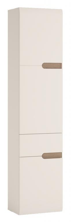Шкафчик підвісний колекція LINATE 2D1S (typ 155 L)
