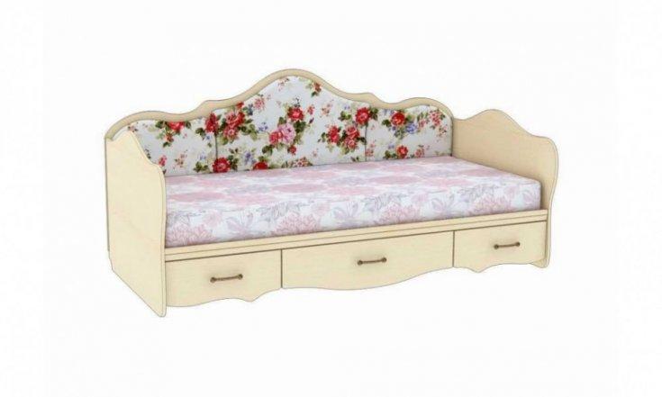 Ліжко Прованс К 4-1(Т)/2000х900