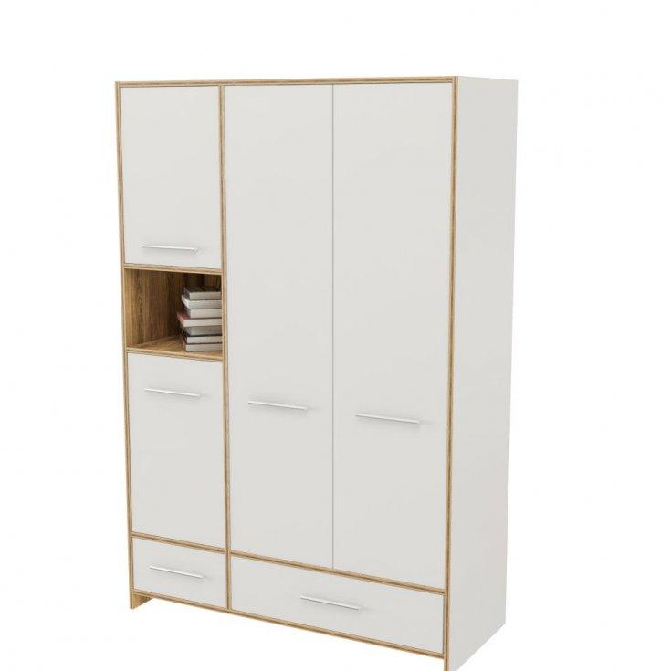 Шкаф коллекция Янгстер 3х дверный