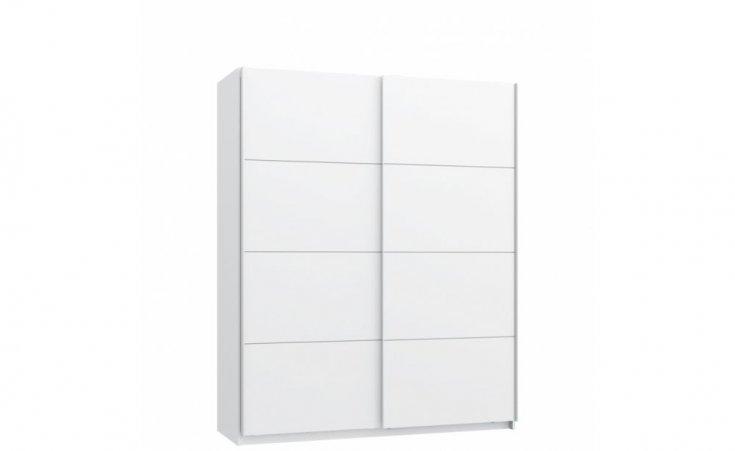 Шафа колекція STARLET WHITE 2D STPS824E1