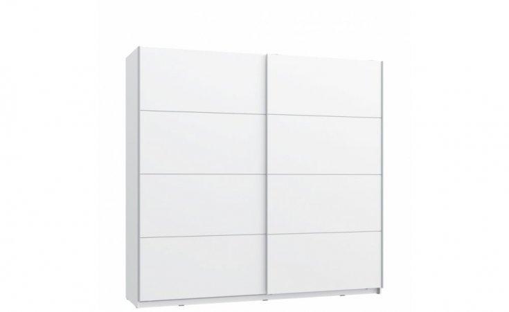 Шкаф STARLET WHITE 2D STPS924E1