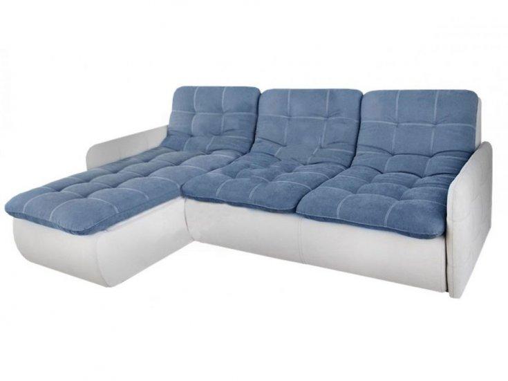 Кутовий диван колекція Орлеан з отоманкою з боками