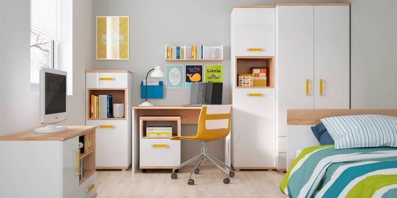 Фото Шкафчик  AMAZON 1D  (typ 85) Шкафы в детскую