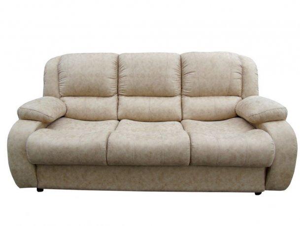 Фото Комплект Порто (диван, кресло реклайнер, кресло качалка) Прямые диваны