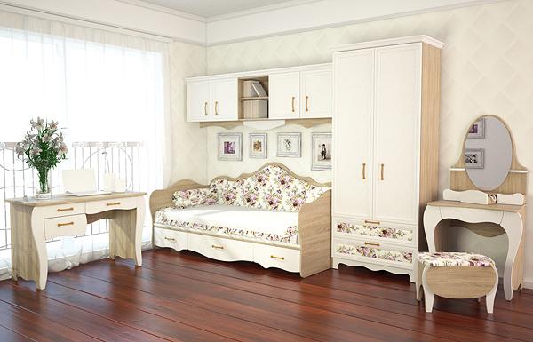 Фото Кровать Прованс К 4-1/1900х800 Кровати