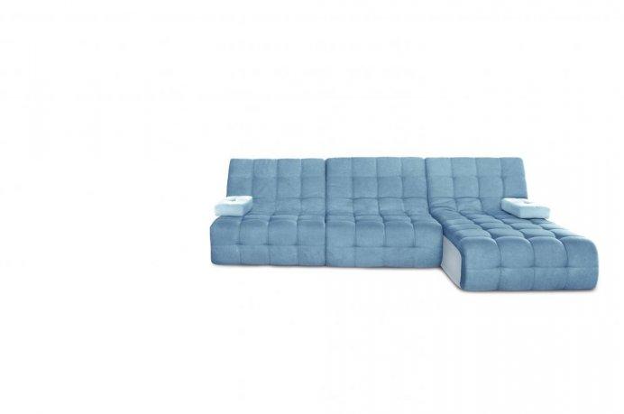 Фото Угловой диван Каир с оттоманкой Угловые диваны